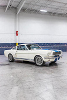 Carroll Shelby's personal GT350H