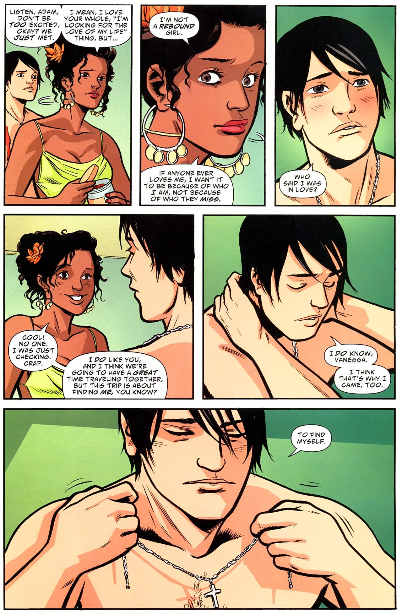 Read online American Virgin comic -  Issue #15 - 6
