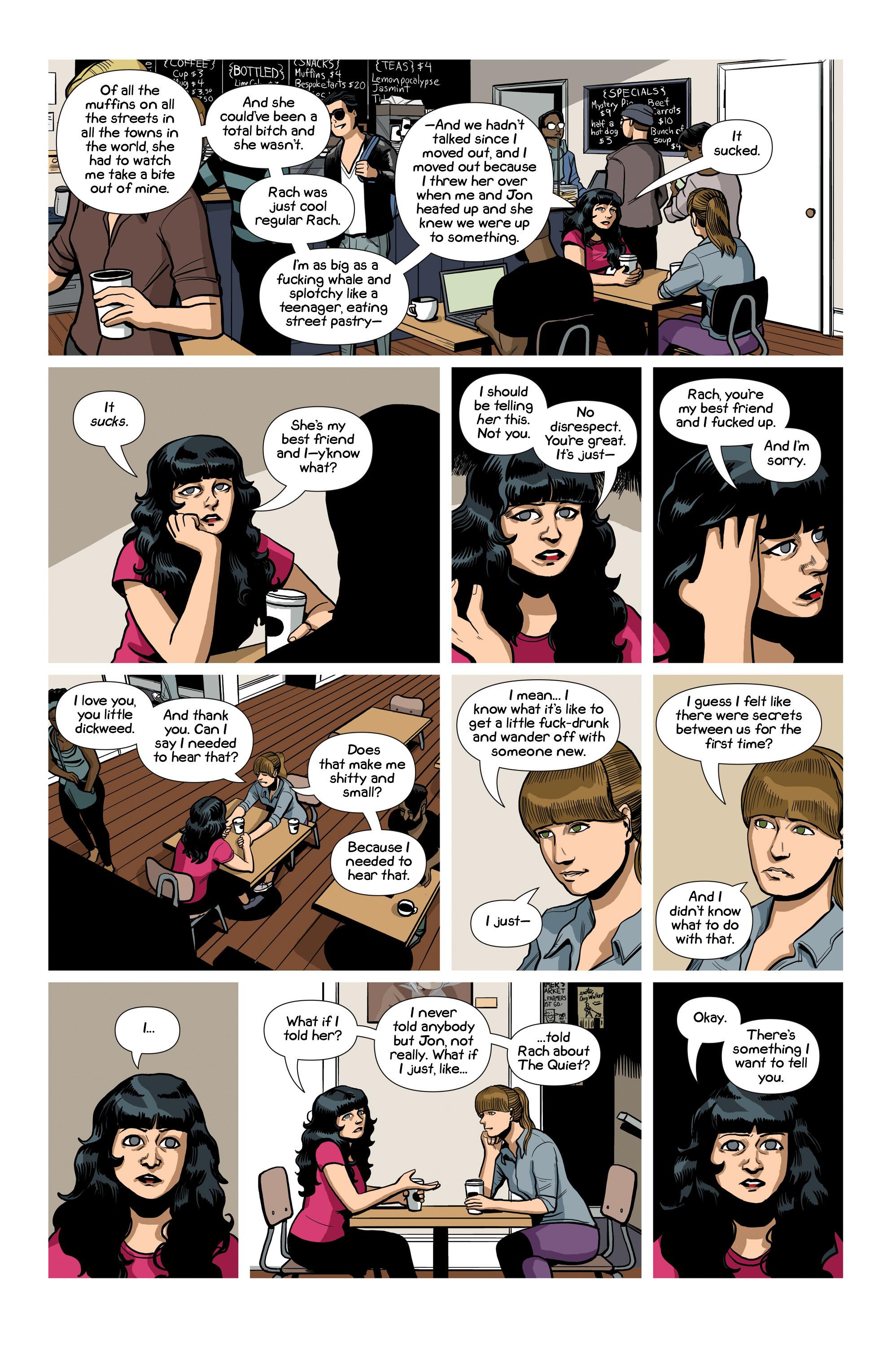 Read online Sex Criminals comic -  Issue #7 - 4