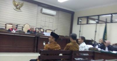 Saksi Sering Berkelit, Jaksa Berang Hakim Pun Gerah
