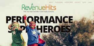 Cara, Syarat & Ketentuan Mendaftar sebagai Publisher RevenueHits