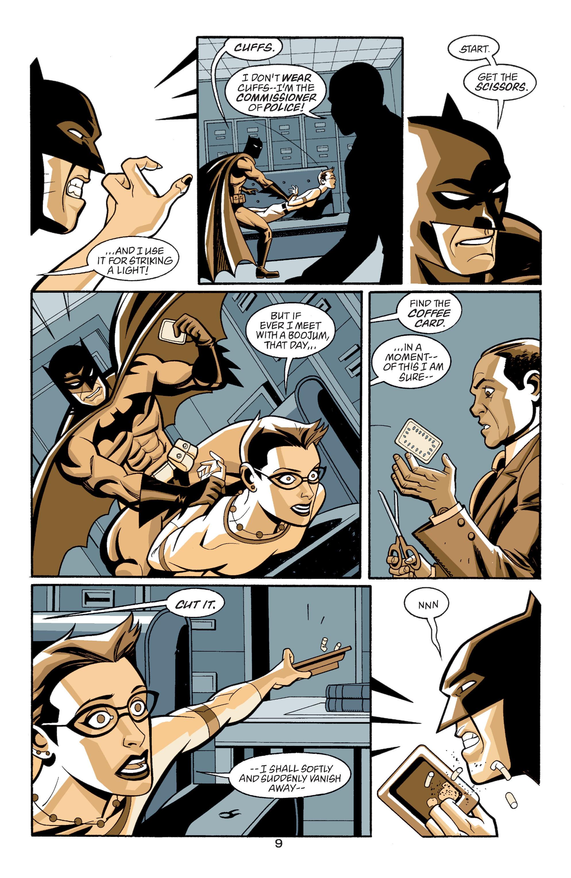 Detective Comics (1937) 760 Page 9
