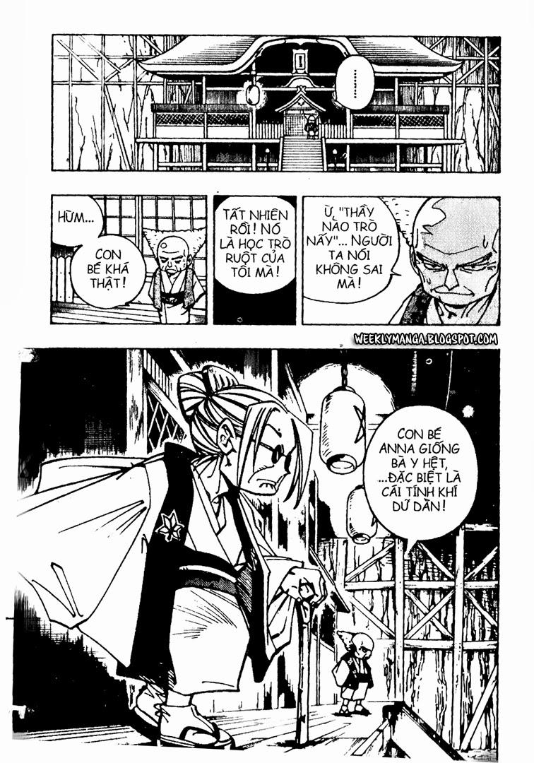 Shaman King [Vua pháp thuật] chap 91 trang 9