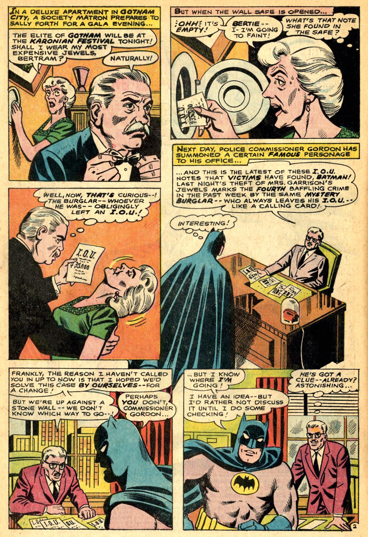 Detective Comics (1937) 372 Page 3