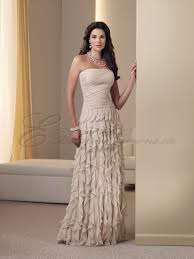 Designer mother of the bride dresses for beach wedding
