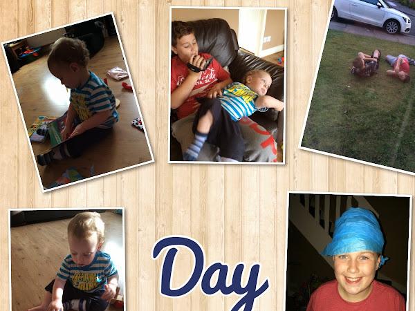 #OurSummerDays Day 16