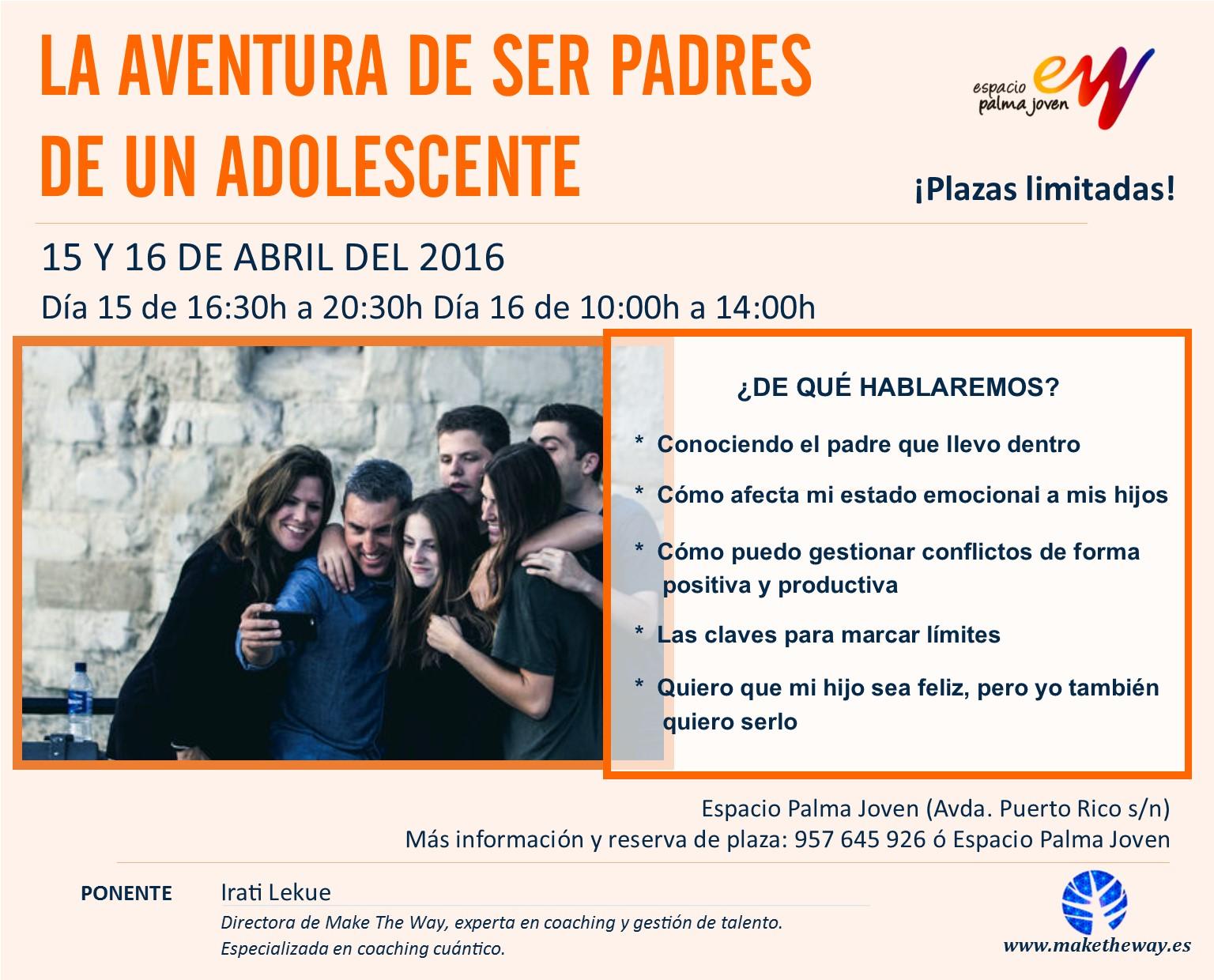 SER PADRE O MADRE ADOLESCENTE: CONSECUENCIAS