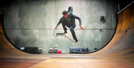 Tony Hawk zeigt wie man einen Ollie macht | Skateboard Trick Tutorial