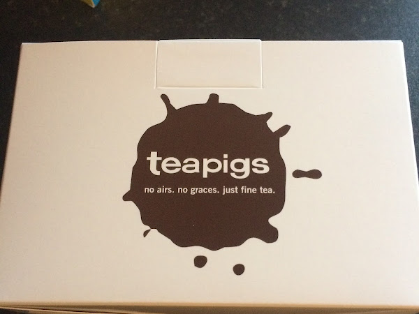 Its tea & coffee Time