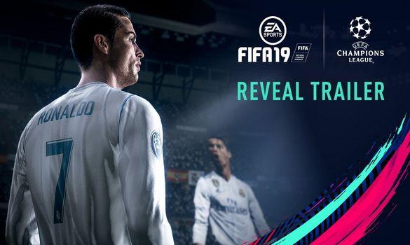 اخيرا تم الكشف عن تريلر لعبة FIFA 2019 !!
