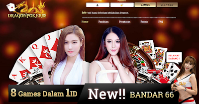 Dragonpoker88 Situs Poker Domino QQ Online Terpercaya