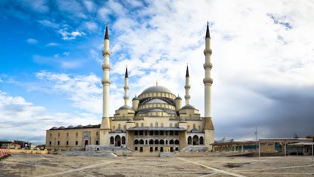 Primeiro dia de roteiro na Turquia