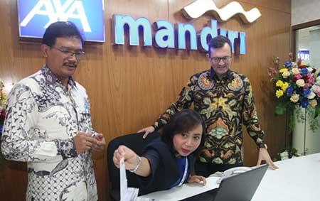 Alamat & Nomor Telepon Asuransi AXA Mandiri Jakarta Pusat