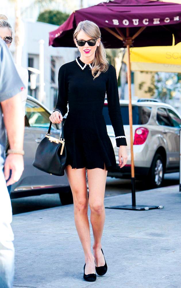Taylor Swift Street Fashion ~ ThundersCloud