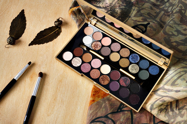 Makeup Revolution London, Fortune Favors the Brave Palette, British Beauty Blogger, Makeup, Makeup products, eye makeup, beauty, beauty products, smokey eyes, Eyeshadow palette, Makeup blog, Beauty blog, top beauty blog, red alice rao, redalicerao