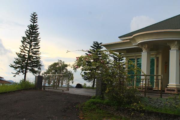 Villa Puncak bukit Rindu Alam - Catatan Nizwar ID