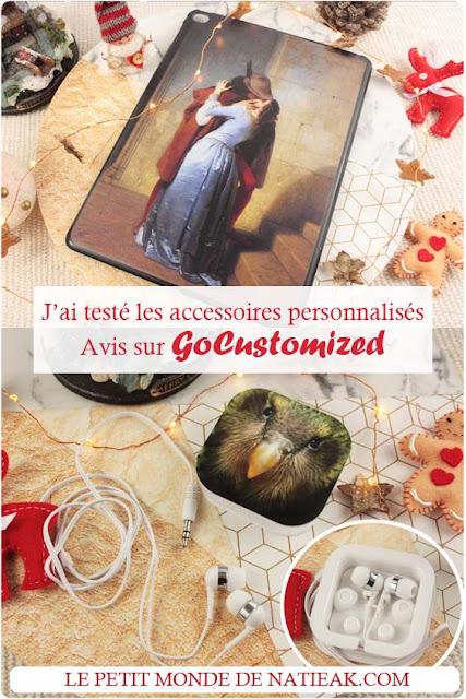 idée de cadeaux personnalisés avec GoCustomized