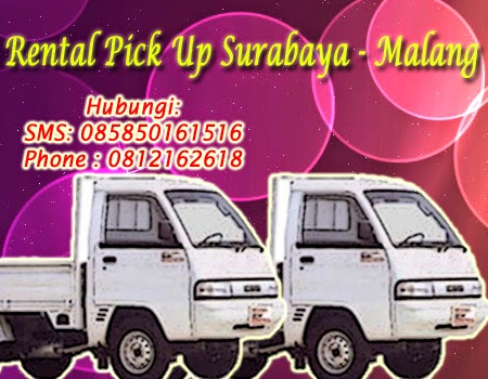 Sewa Pick Up Zebra Surabaya-Malang