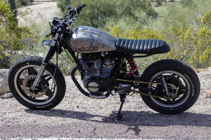 Honda Cmt Motorcycle Parts