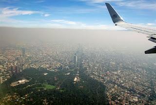3c1647f1b5dbb Reportan mala calidad del aire y radiación alta en la Ciudad de México