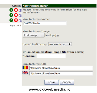 adaugare producator-zencart-eshop-OkkWebMedia