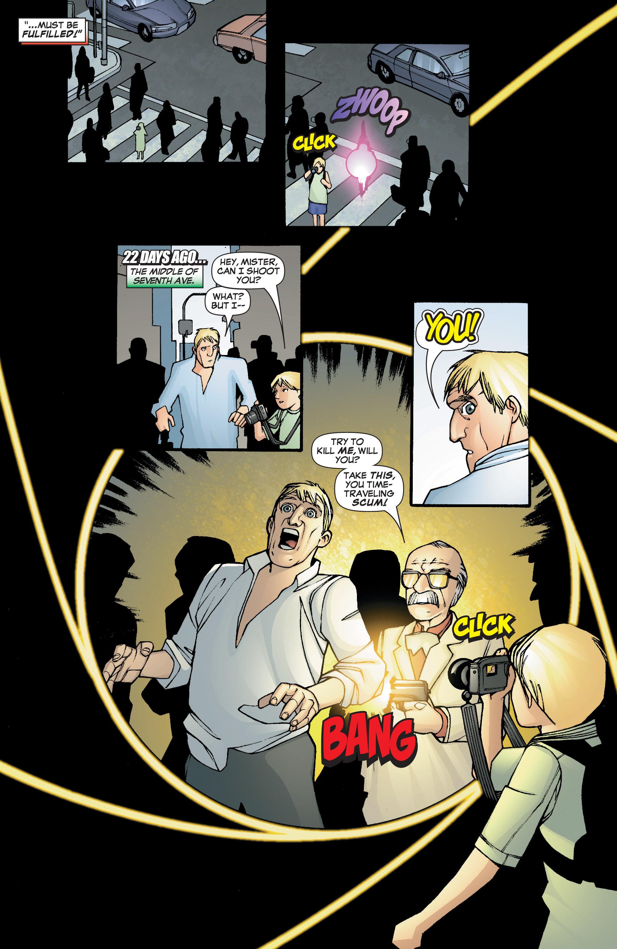 Read online She-Hulk (2005) comic -  Issue #2 - 23