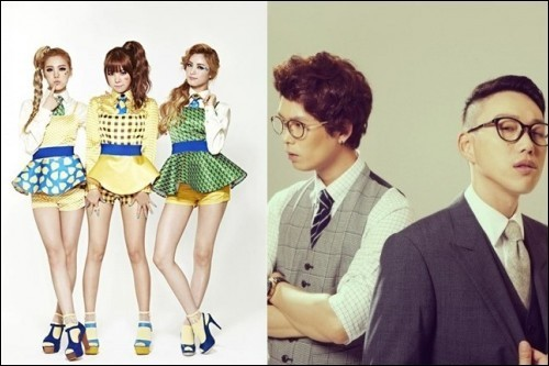 Orange Caramel and 10cm to collaborate for new 're