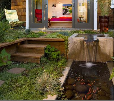 Fotos de jardin fotos de jardines de casas peque as modernas - Jardines exteriores de casas modernas ...