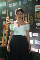 Amyra Dastur in White Deep neck Top and Black Skirt ~  Exclusive 009.JPG