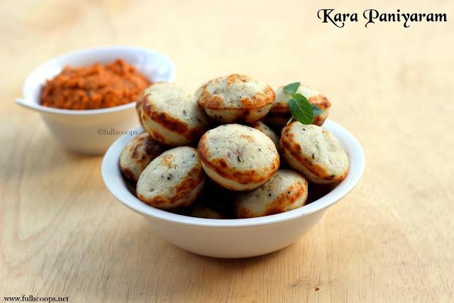 Kara Paniyaram