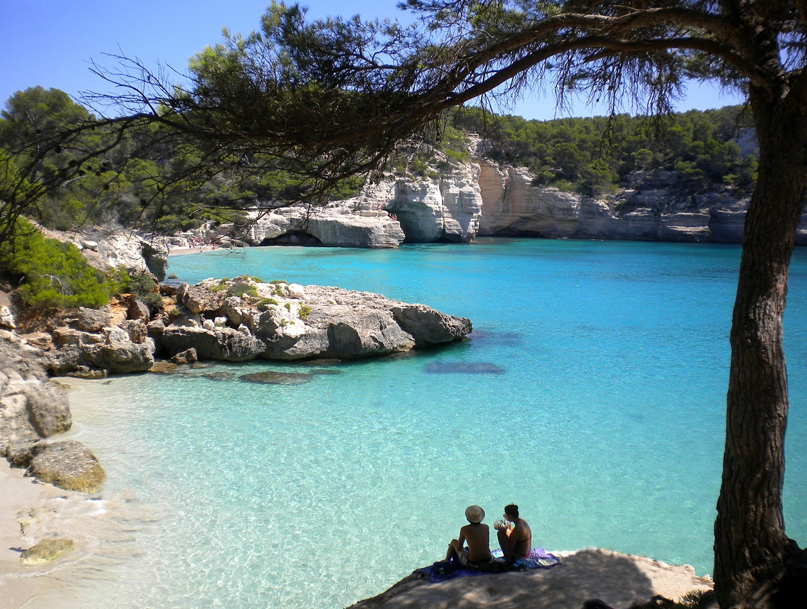Menorca Island, Spain, Travel