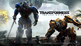 TRANSFORMERS: THE LAST KNIGHT Reviews - Oh ho.