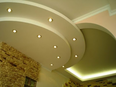 Modern pop false ceiling designs for kitchen interior with lighting pop design for kitchen