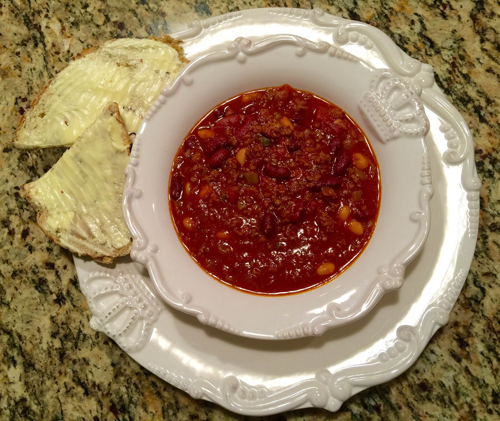 Kitchen Cheetahs Family Style Chili A Much Better Copy Cat Of Stagg Classic Chili Plus A Note About Nightshades