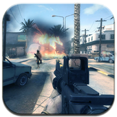 Download Game Gunner Battle Commando Attack v5.58 Mod Apk Money