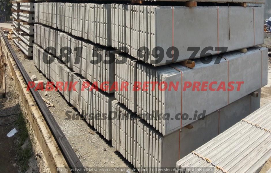 Harga Pagar Panel Beton Mojokerto, Tembok Beton