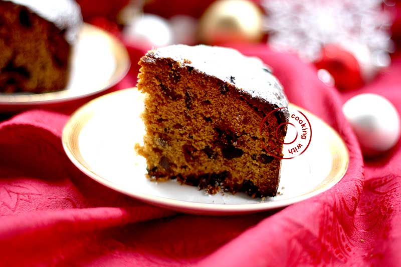 Rich Plum Cake Recipe In Pressure Cooker: Lemon N Spice: KERALA PLUM CAKE / RICH FRUIT CAKE