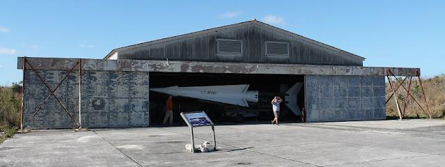 Antiguas baterías antiaéreas y misiles nucleares Nike HM (Homestead-Miami) 69