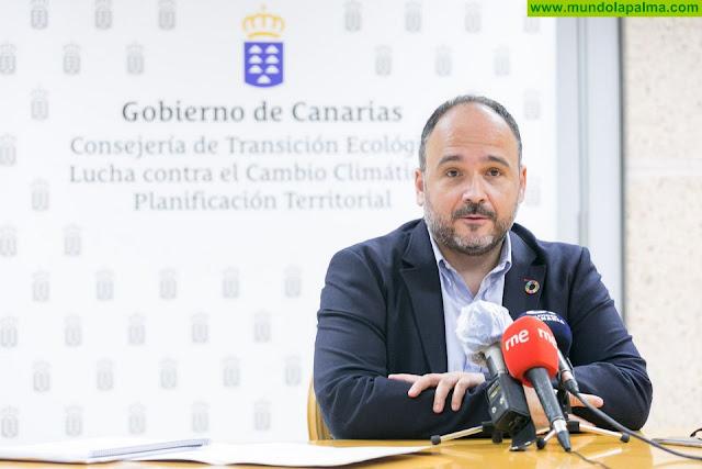 El Gobierno de Canarias culmina el borrador de la Ley de Cambio Climático