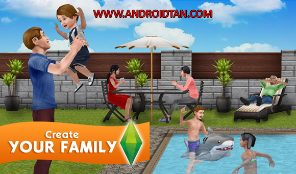 The Sims FreePlay Mod Apk + Data Full Latest Version
