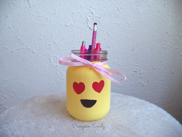 DIY Emoji Jar