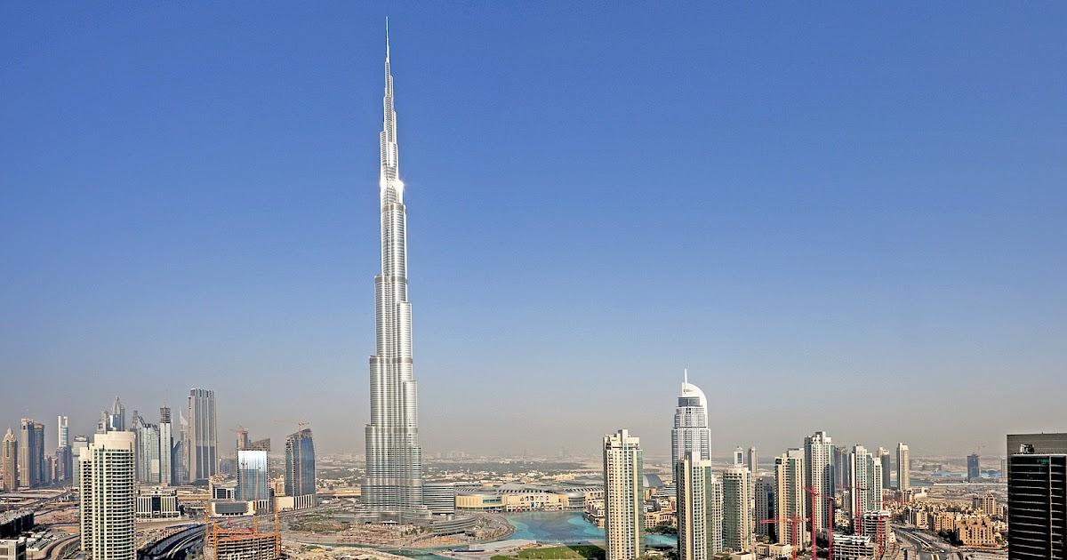 World Travel Places: Dubai, United Arab Emirates