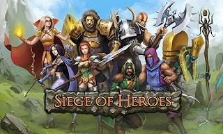 Siege of heroes Ruin V1.0 MOD Apk + DATA OBB