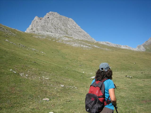 Rutas Montaña Asturias: Peña Ubiña Pequeña, desde Valle de Riotuerto