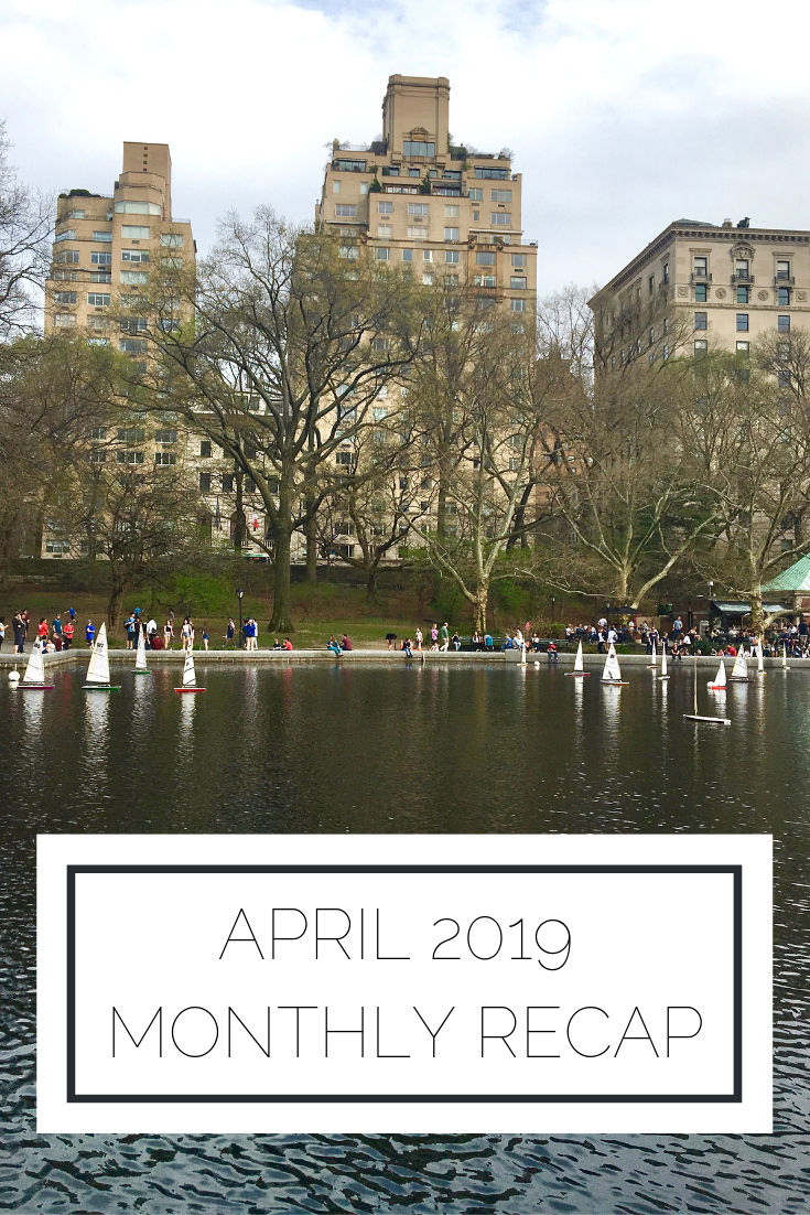 Click to read now or pin to save for later! Check out what I was up to in the month of April