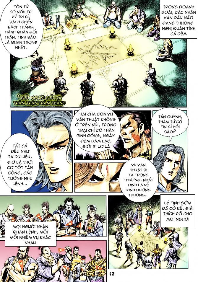 Đại Đường Uy Long chapter 44 trang 13