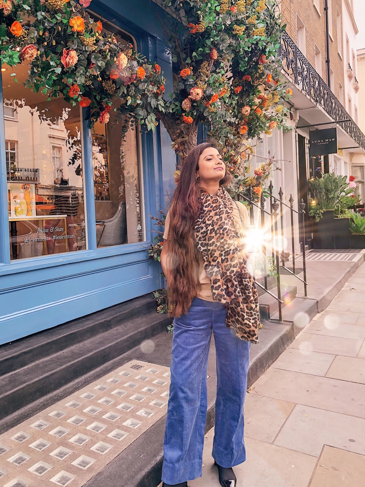 london instagram spot, autumn in london, indian blogger, london blog, belgravia