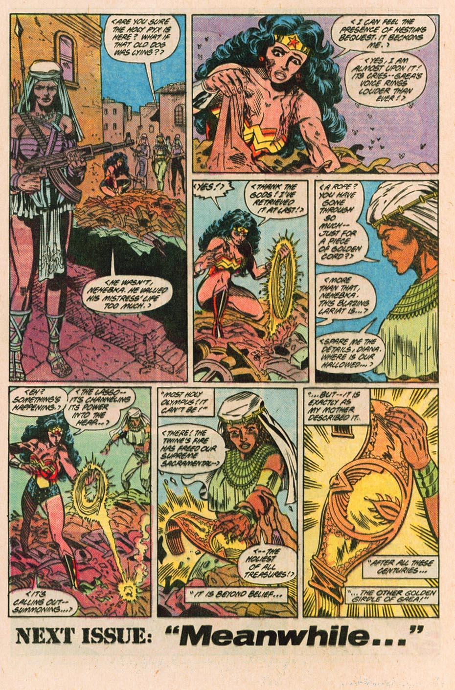 Read online Wonder Woman (1987) comic -  Issue #31 - 24
