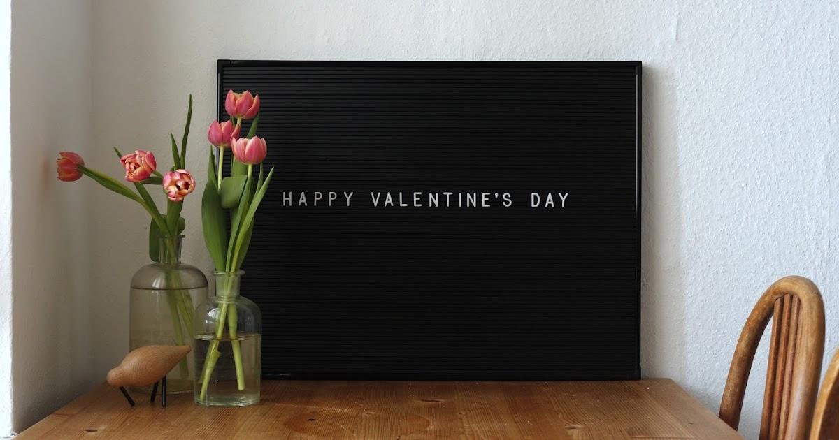 auf die freundschaft happy valentine 39 s day mintundmeer. Black Bedroom Furniture Sets. Home Design Ideas