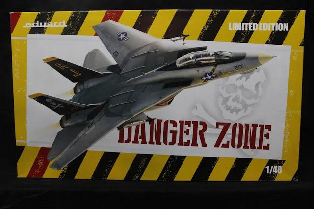 F-14A Tomcat Eduard 1/48